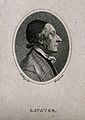 Johann Caspar Lavater. Stipple engraving by W. Holl. Wellcome V0003410EL.jpg