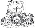 Johannisborgs slottsruin, norra sidan, 1858.jpg