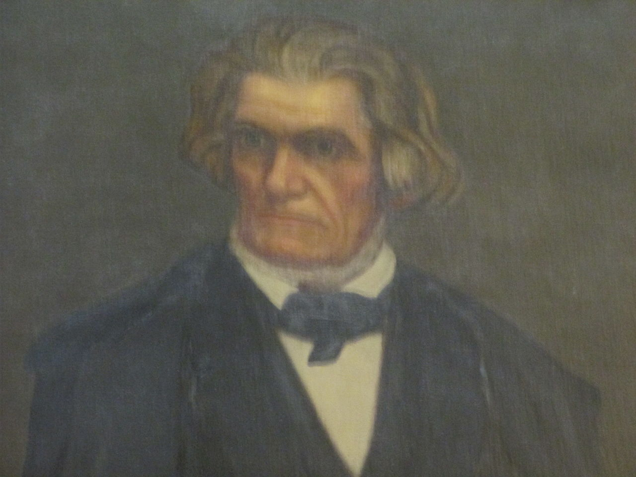 john c calhoun the other Author:john caldwell calhoun  john c calhoun (1782–1850) sister projects: wikipedia article,  in other languages.