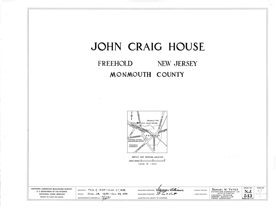 monmouth county dating Icunj are monmouth county's sewer repair experts, and provide quality  clay  tile pipe is a ceramic product dating back to the roman aqueducts and is an.