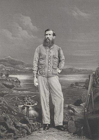 John Hanning Speke - Image: John Hanning Speke (1827 64) RMG F8616 (cropped)