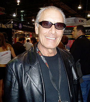 John Leslie (director) - Leslie at the Adult Entertainment Expo in Las Vegas