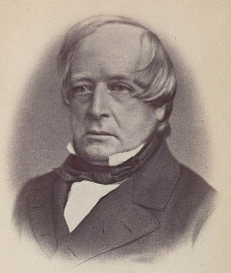 Louisiana's 1st congressional district - Image: John Slidell LA 1859