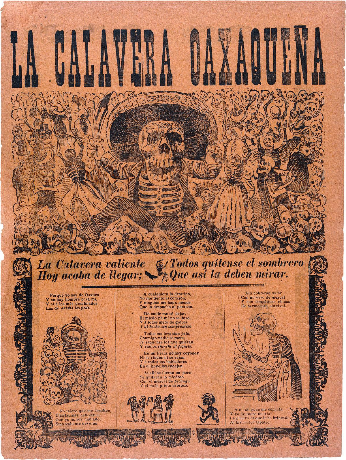 octavio paz day of the dead essay