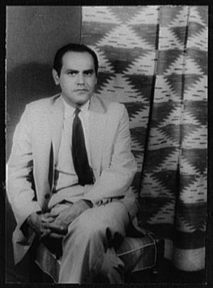José Quintero - Photo by Carl Van Vechten, 1958