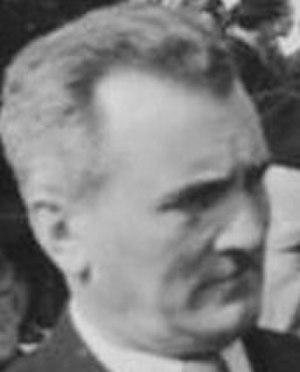 Joseph Darnand - Joseph Darnand