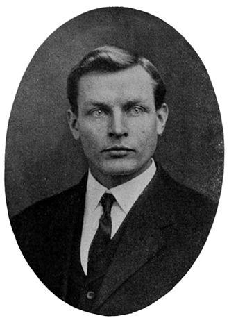 Joseph Peterson (psychologist) - Peterson, circa 1911
