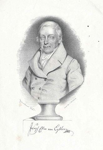 Joseph Leopold Eybler - Joseph Edler von Eybler, 1846