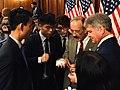 Joshua Wong and Rep. Engel and McCaul at the US Capitol.jpg