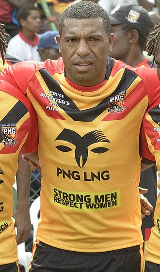 Josiah Abavu - Image: Josiah Abavu