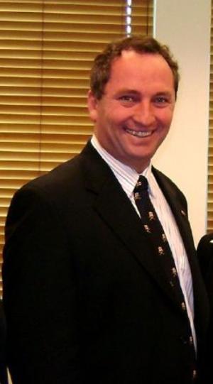 Barnaby Joyce - Joyce in 2007