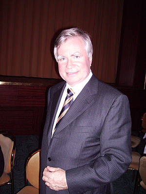 Judges of the International Criminal Court - Judge Philippe Kirsch, the first President of the court