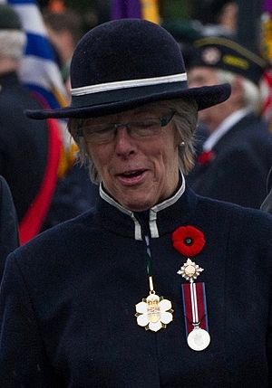 Lieutenant Governor of British Columbia - Image: Judith Guichon