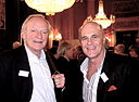 Julian Glover and David Rintoul, 7 April 2009 P4070021.jpg