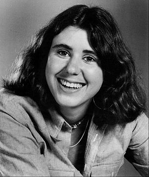 Julie Kavner - Kavner in 1974