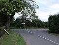 Junction at Ewerby Thorpe (geograph 2568899).jpg