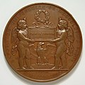 Juror's medal, International Exposition, Paris 1867.jpg