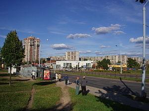 Justiniškės - View of Justiniškės