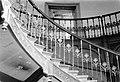 Károlyi (Károlyi Mihály) utca 12. Az Első Pesti Hazai Takarékpénztár (Ybl palota) lépcsőháza. Fortepan 2664.jpg