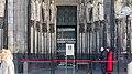 Kölner Dom - offen nur zum Gebet während der COVID-19-Pandemie-5573.jpg