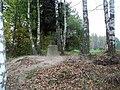 Kříž západně od Lodhéřova u rozcestí (Q80459127).jpg
