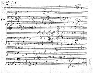 <i>Kegelstatt Trio</i> piano trio by Wolfgang Amadeus Mozart