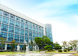 Korea Aerospace University - main building