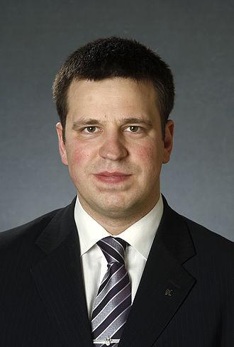 Estonian parliamentary election, 2019 - Image: KE Jüri Ratas