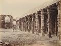 KITLV 92002 - Unknown - Ruin of Quwwat-ul-Islam mosque in Delhi, India - Around 1860.tif