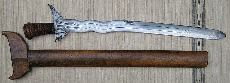 keris ou les armes de l archipel indo malais