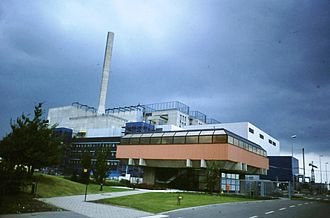 Kalkar - The Kalkar reactor in 1980