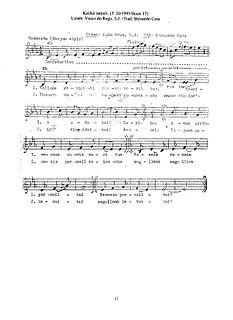 Konkani liturgical music