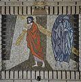 Kapel, een van de veertien kruiswegstaties, statie 8- Jezus troost de wenende vrouwen - Rosmalen - 20332337 - RCE.jpg