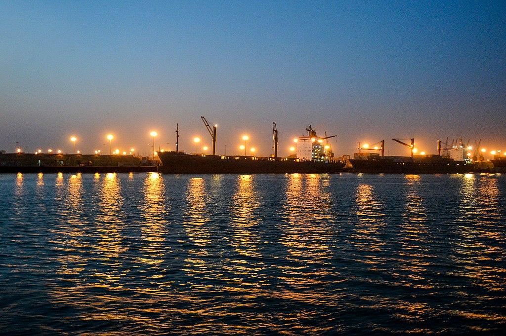 Port of Chittagong & Karnaphuli River