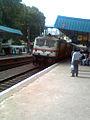 Karnataka Samparkkranti Express at Sitaphalmandi.jpg