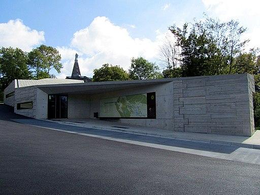 Kassel Besucherzentrum Herkules