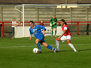 Women's FA Cup 2006, Birmingham City v Arsenal