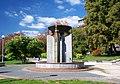 Katowice - Koszutka - Fontanna.JPG