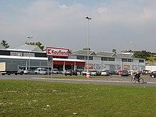 Kaufland In Zagreb, Kroatien