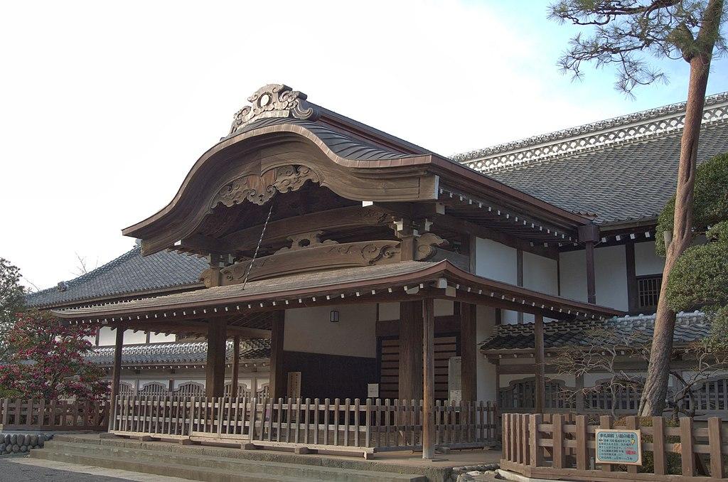 Kawagoe Castle - 川越城 - panoramio