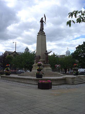 Keighley - Keighley War Memorial