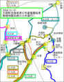Keisei bus line around ichikawaoono 12.png