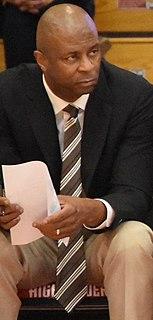 Keith Gatlin American basketball coach and player