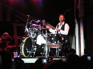 Kelly Keagy American musician