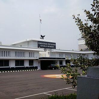 Ministry of Defence (Indonesia) - Image: Kementerian Pertahanan RI