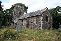 Kennerleigh, St John the Baptist church - geograph.org.uk - 218777.jpg