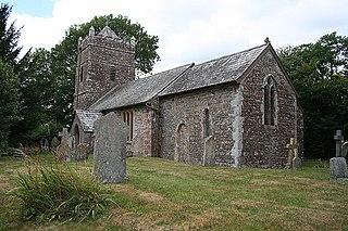 Kennerleigh village and civil parish in Mid Devon, Devon, England
