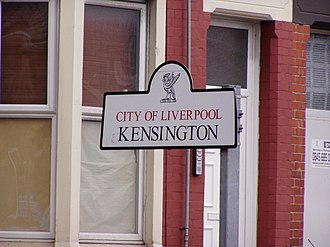 Kensington, Liverpool - Image: Kensington Liverpool