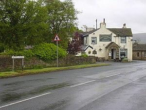 Cliviger -  Kettledrum Inn, Mereclough