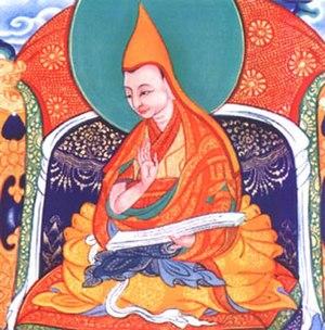 Panchen Lama - Khedrup Gelek Pelzang, 1st Panchen Lama